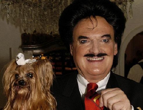 Auch der Mooshammer Hund Daisy, eine Yorkshire Terrier Dame, hat es zu einiger Berühmtheit gebracht.